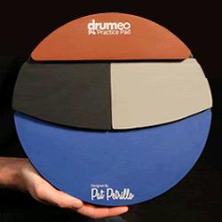 The Drumeo P4 Practice Pad
